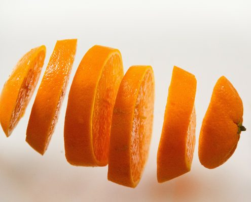 Wild Orange Essential Oils great for mood, cleansing and energy