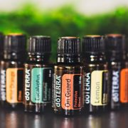 doterra collection with On Guard first