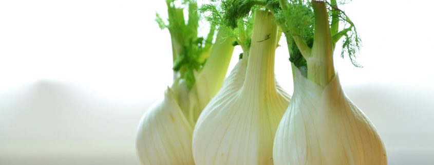 Fennel is a vegetable that tastes a little like liquorice.