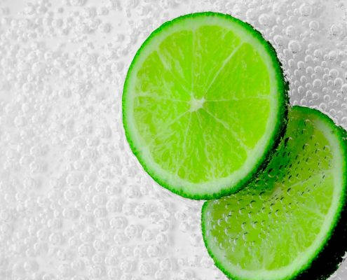 Lime Essential Oil for immune system and natural lifestyle